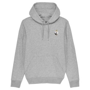 The Origin of the Drexciyans – Grey Hoodie
