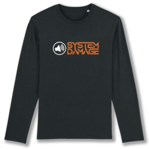 System Damage – Long Sleeve T-shirt Various Colours